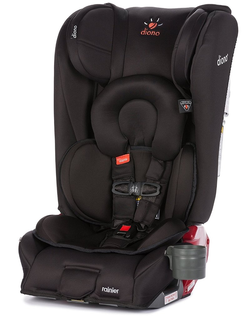 Diono Rainier All In One Car Seat Detailed 2019 Review