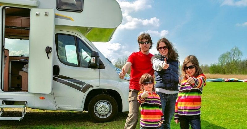 Drive Home Car Seat Safety When Traveling in RVs With Children