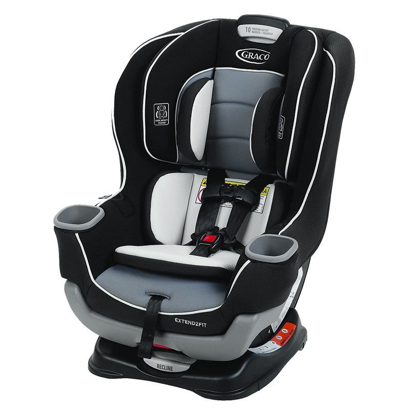 Graco Extend2Fit Convertible Car Seat – Our 2019 Review