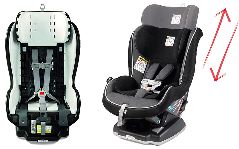 peg perego safety