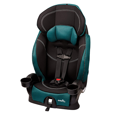 Evenflo Chase car seat review