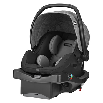 Evenflo LiteMax DLX Infant Car Seat