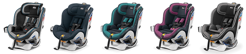 Chicco NextFit Colors