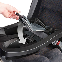 litemax car seat lockoff